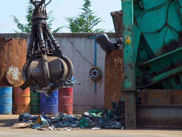 recupero rottami ferrosi lodi pavia preventivo raccolta