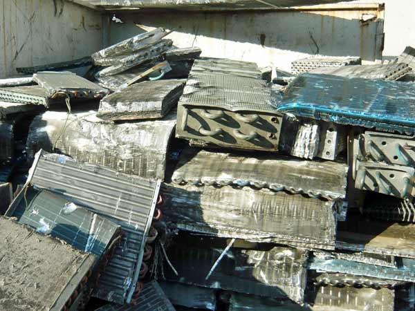Raccolta alluminio piacenza lodi azienda riciclo lattine for Vaschette per tartarughe prezzi